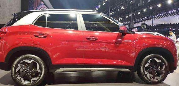 2020 Hyundai Creta 2020 side View