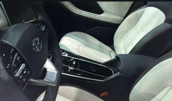 Hyundai Creta 2020 front cabin interior View