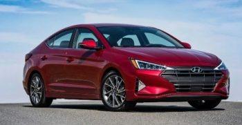 Hyundai Elantra 2019 Feature image