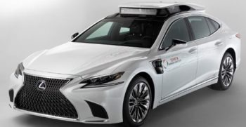Toyota Autonomous Level 4 vehicles are ready to hit the olympics