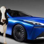 Info Toyota Mirai Standard 2020 USA