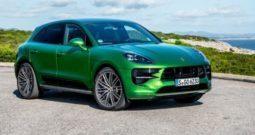Info Porsche Macan 2020