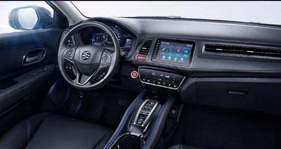 2019 Honda Everus VE-1 all electric interior view