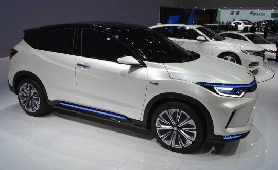 2019 Honda Everus VE-1 side view