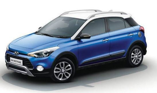 2019 Hyundai T-20 Active side view