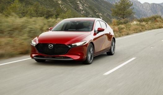 2019 Mazda 3 Hot award winning vehicle