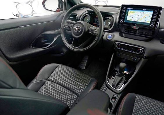 2020 Toyota Yaris Cross Interior