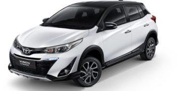 2020 Toyota Yaris Cross feature Image