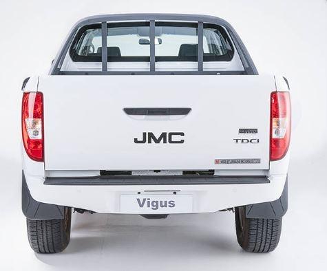 JMC Vigus Rear View