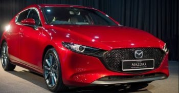 Mazda 3 Thailand car of the year feature image