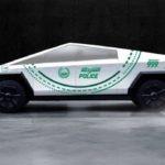 Tesla's Cyber Truck will soon be the Part of Dubai Police Fleet