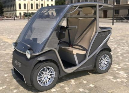 squad solar electric car feature image