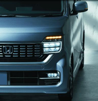 2020 Honda N Wagon Front View