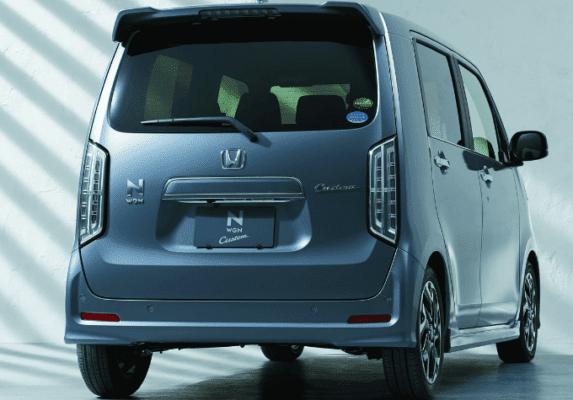 2020 Honda N Wagon Rear View