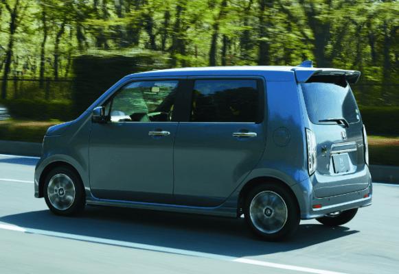2020 Honda N Wagon Side View