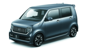 2020 Honda N Wagon full Front View
