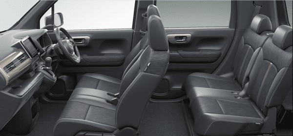 2020 Honda N Wagon full Interior View