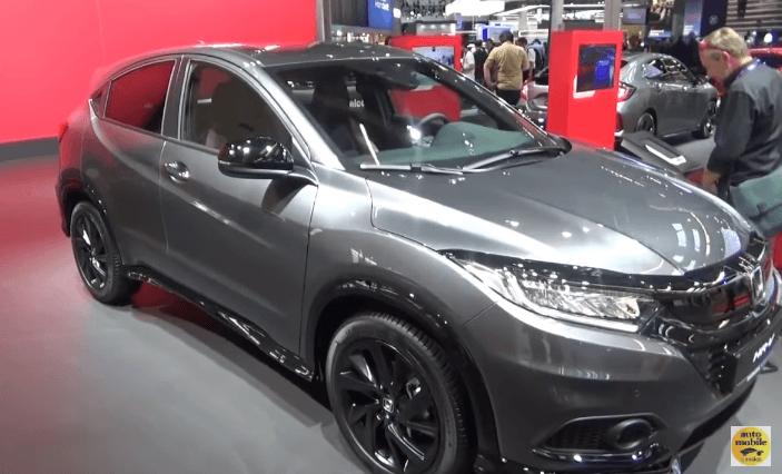 2020 Honda Vezel Feature Image