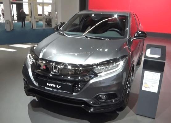 2020 Honda Vezel Front View