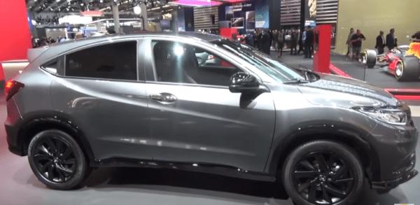 2020 Honda Vezel Side View