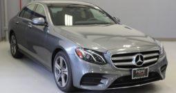 Info Mercedes-Benz E-Class E-350 2020