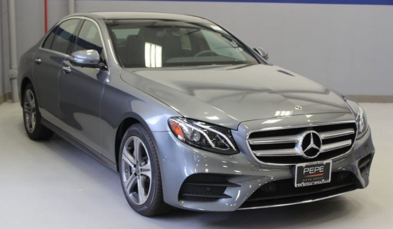 2020 Mercedes Benz E Class feature image