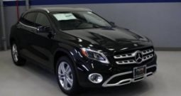 Info Mercedes-Benz GLA 250 4MATIC SUV 2020