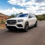 Info Mercedes-Benz GLS 580 4MATIC 2020