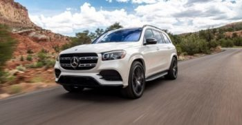 2020 Mercedes Benz GLS feature image
