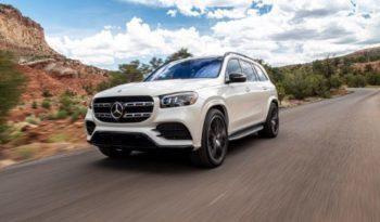 2020 Mercedes Benz GLS feature image