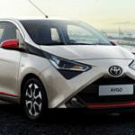 Info Toyota Aygo Xclusive 2020