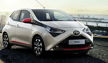 2020 Toyota Aygo feature image