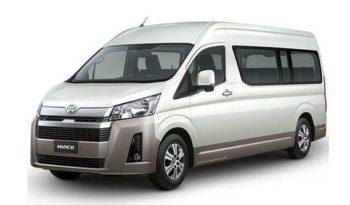 2020 Toyota Hiace Feature Image