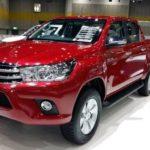 Info Toyota Hilux Revo G 2020-2021