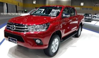 2020 Toyota Hilux Revo Feature Image