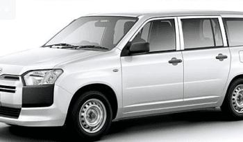 2020 Toyota Probox Hybrid feature image