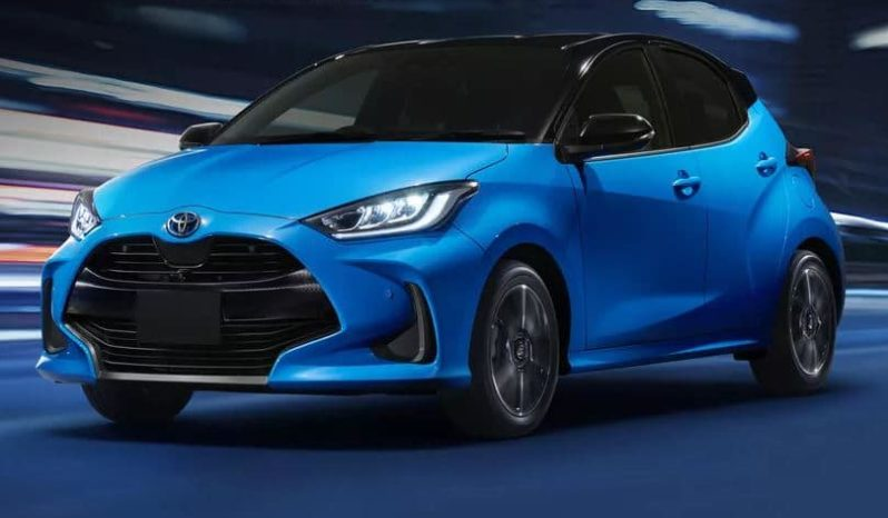 2020 Toyota Yaris & vitz feature image