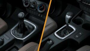 8th Generation Toyota Revo both transmissions