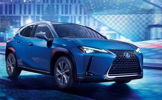Lexus First All Electric SUV UX300e