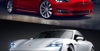Tesla's Model 3 Test by Porsche's engineers for V-10 Update