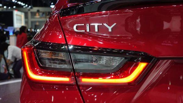 202 Honda city 5th generation tail lights
