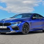 Info BMW M8 Competition Coupe 2020
