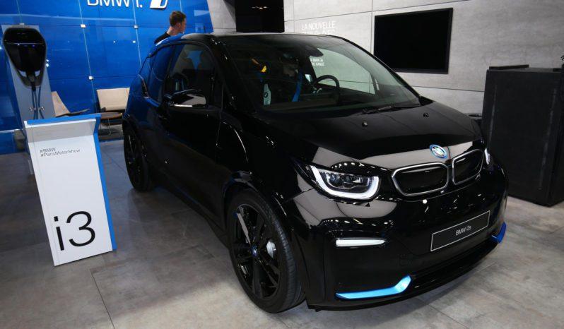 2020 BMW i3 Titile Image