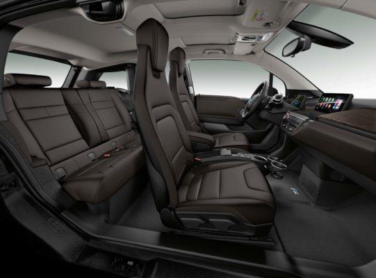 2020 BMW i3 complete interior & seats