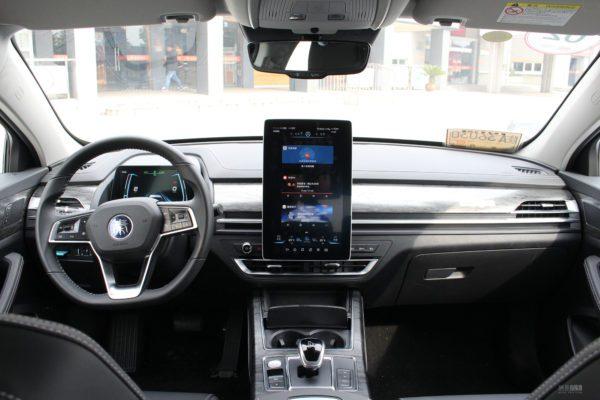 2020 BYD EV5 Pro Interior Front Cabin