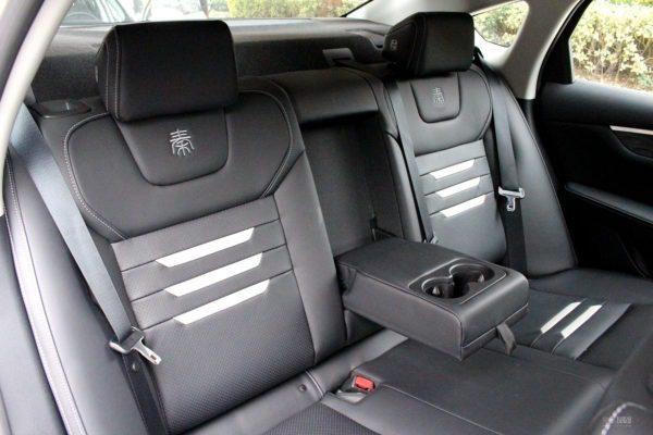 2020 BYD EV5 Pro Rear Seats