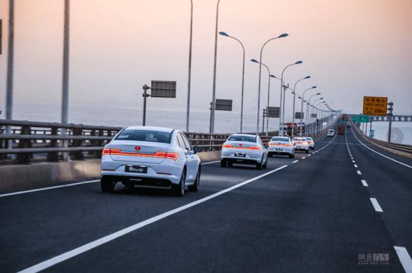 2020 BYD EV5 Pro Running on Road