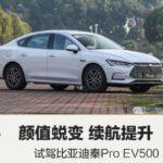 Info BYD E-500 EV Pro 2020