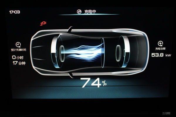2020 BYD Qin EV5 Pro Information view