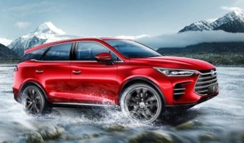 2020 BYD Tang PHEV Feature Image